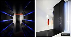 Super Punch: The SuperGroup's futuristic office