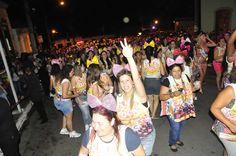 Bloco samba pras moças