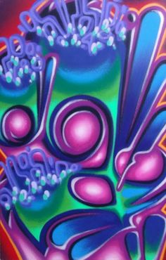 "Saatchi Art Artist Alberto Silva; Painting, ""Study of letter "" a ""."" #art"