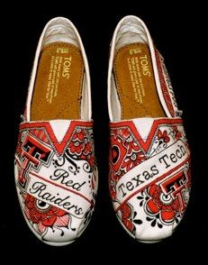 Texas Tech Toms - can I have these for my school?