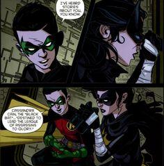 Operation Batgirl, Inc