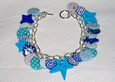 Stars, Spots n Stripes to match your blue outfit just £15