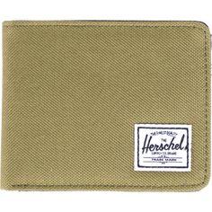 Herschel Supply Roy Bi-Fold Wallet - Men\\\'s