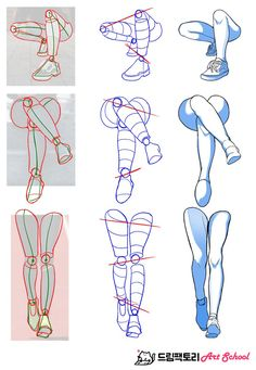 Dream Factory Picture Study Bot auf how to draw legs – - Drawing Techniques Drawing Legs, Drawing Base, Drawing Drawing, Deep Drawing, Drawing Skills, Pencil Art Drawings, Art Drawings Sketches, Cartoon Drawings, Body Drawing Tutorial