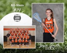 """Sport -- Lacrosse :: Product -- """"Style 4"""" Team Mate   TSS Photography"""