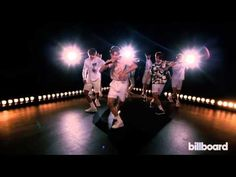 BTS Performs 'I Need U': Exclusive @ Billboard Studios
