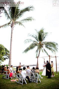 Melissa McClure Photography #Maui #Hawaii #Wedding #ceremony