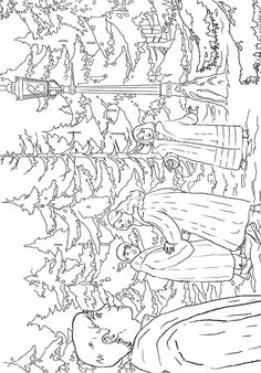 The Chronicles of Narnia color page, disney coloring pages, color plate, coloring sheet,printable coloring picture