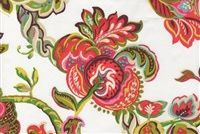 Waverly Summer Canvas Azalea 678400 Floral Drapery Fabric