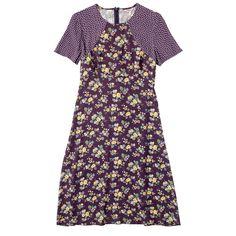 Woodland Rose Crepe Dress   Cath Kidston  