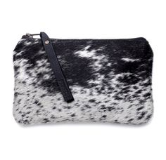 This cowhide wallet is so lovely, a must have.