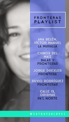 ¿Te gustan mis pines? Sígueme 🦄 #playlist #canciones #cathaysalopez #inspiración #música #migración #mujeres #hombres #vidamejor #viajar #migrar #trabajo #pobreza #esclavitud #18d #migrantes #derechosdelmigrante #fronteras #muros #límites #sereshumanos #humanidad #derechos Movies, Human Being, Calle 13, Human Rights, Walls, Traveling, Songs, Men, 2016 Movies