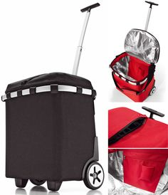 Details about Reisenthel Carrycruiser Shopping Trolley Shopping Bag New Sealed Cleaning Companies, Trolley Bags, Car Shop, Sheet Metal, Work Inspiration, Beach Fun, Courses, Baggage, Concept Cars