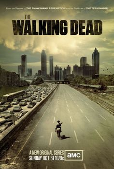 The Walking Dead (US): Police officer Rick Grimes leads a group of survivors in a world overrun by zombies.