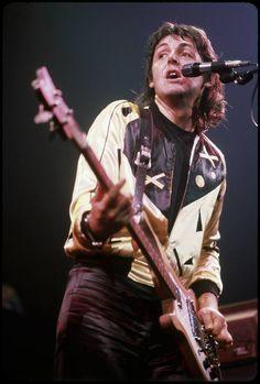 Paul McCartney, Wings Over America
