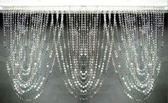 decorating with swags | decorate my wedding home back to crystal rain swag decor next