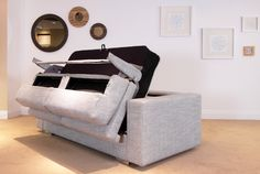 Seriously Sofa Beds Serioussofabeds On Pinterest