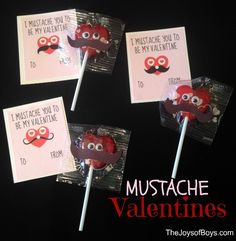 I Mustache You To Be My Valentine - Free Printable