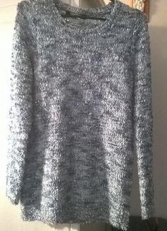 Kup mój przedmiot na #vintedpl http://www.vinted.pl/damska-odziez/swetry-z-dekoltem/12380239-sweterekz-cekinami-atmosphere