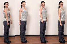Trápi vás vyčnievajúci hrb na chrbte? Vértebra Cervical, Harem Pants, Capri Pants, Health Fitness, Exercise, Yoga, Suits, Women, Sport