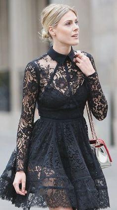 Paris Haute Couture Street Style fashion   Vogue.it #paris