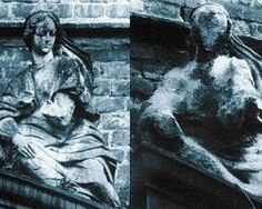This picture shows the effects of acid rain on a stone statue from 1908 to Acid Effects, Stone Statues, Famous Black, Tree Roots, Rural Area, Organic Chemistry, Kids Corner, Black Forest, Monuments