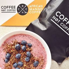 Follow us on Instagram @coffeenotcoffee www.coffeenotcoffee.com.au African Mango Coffee for weight loss and health boost