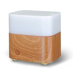 VicTsing® 120ml Essential Oil Diffuser, Portable Ultrasonic Cool Mist Aroma Humidifier and Ionizer , w/ Color-Changing Light, Waterless Auto Shut-off Fuction for Home Office Bedroom VicTsing http://www.amazon.com/dp/B00ZX2VVXA/ref=cm_sw_r_pi_dp_HIsNvb1NQM985