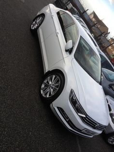 The Volkswagen Passat Saloon #carleasing deal | One of the many cars and vans available to lease from www.carlease.uk.com