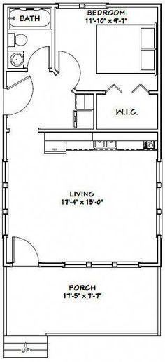 26 Best 400 sq ft floorplan images