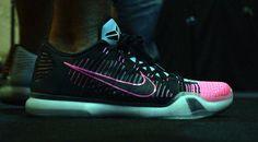 Nike Kobe 10 Elite Low Mambacurial Opening Night Customize