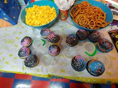 Space Party, I Party, Birthday Cake, Parties, Desserts, Food, Fiestas, Tailgate Desserts, Deserts