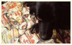 Sobre cães e súas ânjo-empreitádas.