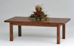 Rustic Farmhouse Barnwood Dining Table
