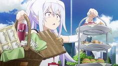 Isla | Plastic Memories  Love Isla expression here XD