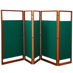 Egon Eiermann Room Divider   From a unique collection of antique and modern home accents at https://www.1stdibs.com/furniture/more-furniture-collectibles/home-accents/