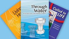 Through Water ~ Called To Life ~ Living Hope: Tony Castle Set of 3 for only (original price for all three books