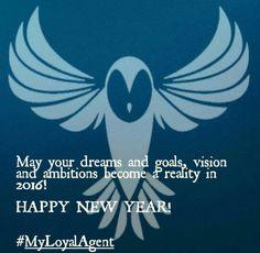 Happy new year! #hagerstown #myloyalagent