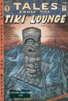 de Jesus Presents Brad Tiki Shark Parker: Tales From the Tiki Lounge