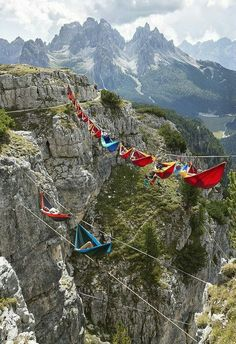 Hangit Hammock Swing provides you with great recreational products for your outdoor and needs. Buy these beautiful through the exclusive online Hammock Store Hangit. Places To Travel, Places To See, Travel Destinations, Scary Places, Adventure Awaits, Adventure Travel, Photos Voyages, Extreme Sports, Belle Photo