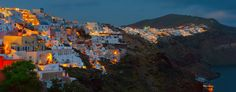 Oia at night by Tomsy Alexandrov / 500px
