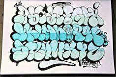 Photo Graffiti Alphabet Styles, Graffiti Lettering Alphabet, Graffiti Text, Graffiti Writing, Graffiti Tagging, Graffiti Wall Art, Graffiti Styles, Street Art Graffiti, Alfabeto Tattoo