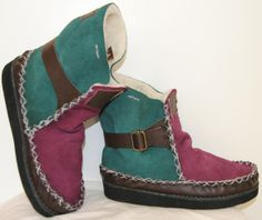 New look for winter 2014 Color Combos, Suede Leather, New Look, Pure Products, Boots, Winter, Colour Combinations, Shearling Boots, Shoe Boot