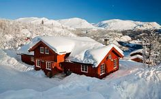 Hemsedal, Norway