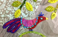 Another Enchantment Bird, Kerry Stitch Designs