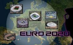Euro 2020: Ecco Le Città Antagoniste di Roma #euro #2020 #roma #città #ospitare