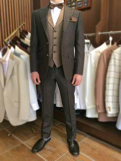 【茶系 オーダータキシード】|結婚式の新郎タキシード/新郎衣装はメンズブライダルへ
