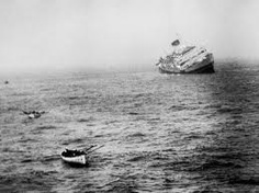 The Andrea Doria. Serpent begins with the colliding of the ships SS Andrea Doria and MS Stockholm.