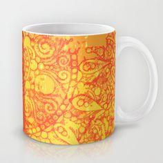Strong Summer Mug by Fernando Vieira