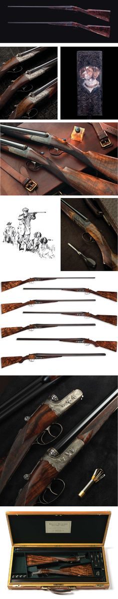 Westley Richards Droplock SxS